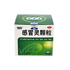 Чай Антивирусный 999 «Ганьмаолин»