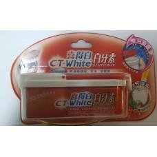 Отбеливающий зубной порошок для курильщиков
