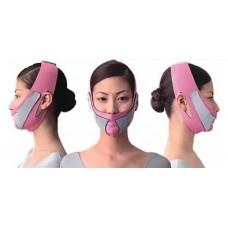 Компрессионная маска от второго подбородка