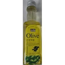 Масло массажное с экстрактов оливы