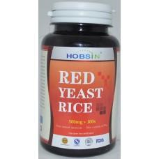 Капсулы Китайский красный рис