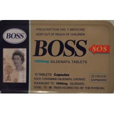 Босс Boss Капсулы для повышения потенции